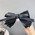NHFS1574069-Black[Pearl-Bowknot]